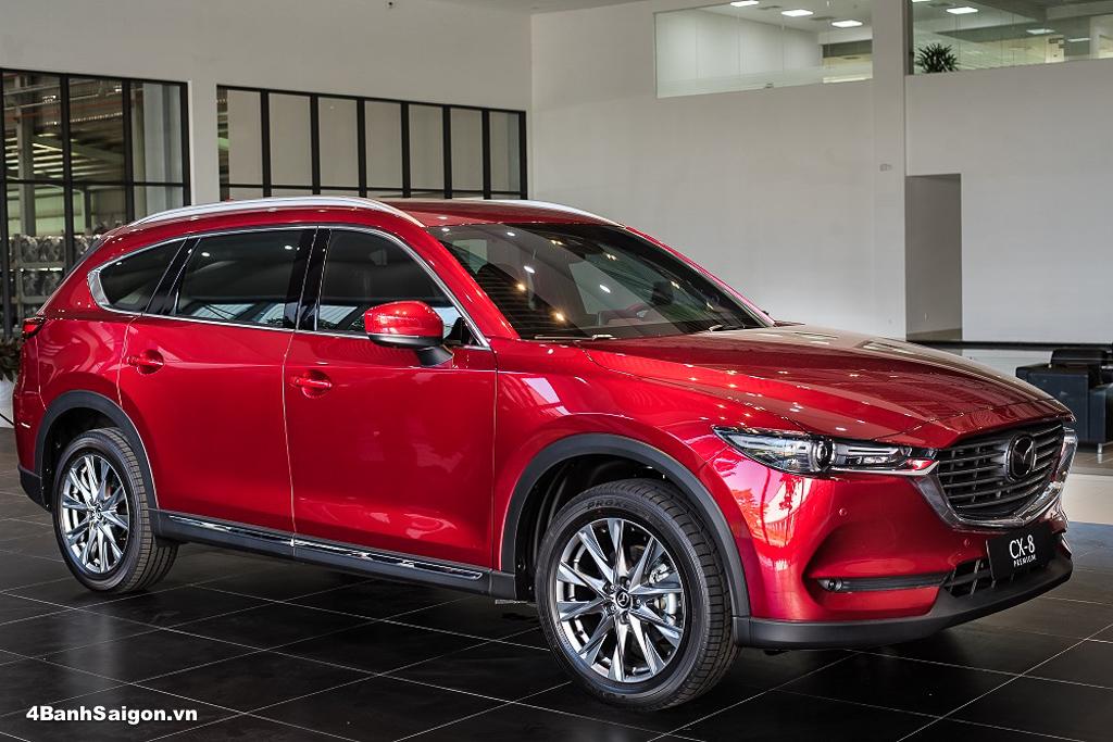 Giá bán Mazda tháng 3 ưu đãi lên đến 100 triệu đồng